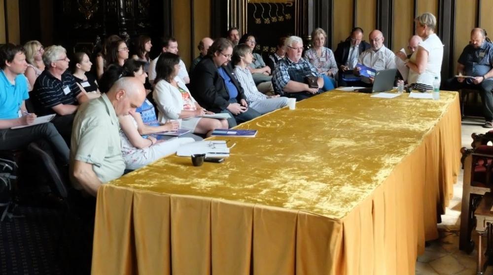 Zpráva z 6. konference o nemocničním kaplanství