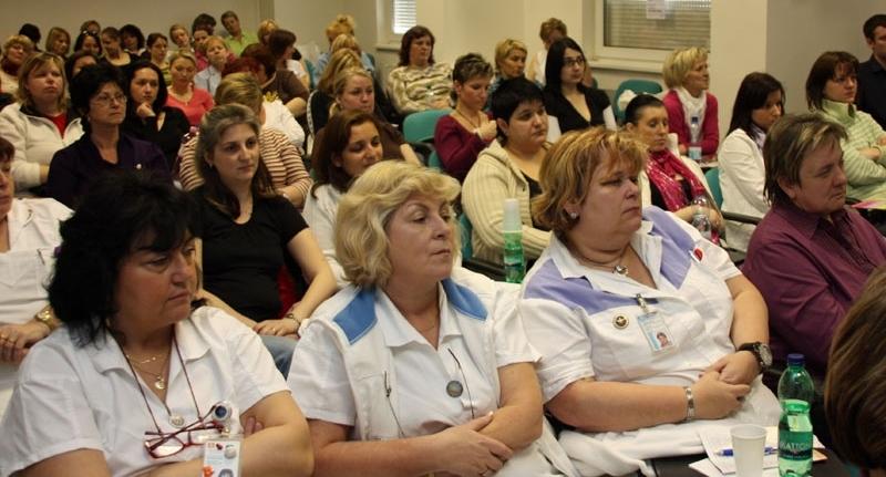 Má zkušenost s kaplanskou službou v Teplické nemocnici