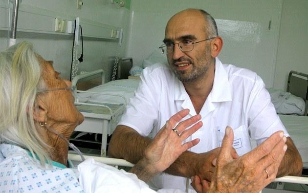 Písecká nemocnice poskytuje pacientům duchovní péči