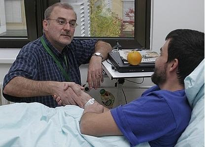 O možnosti využití duchovní služby většina pacientů neví